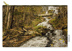 Amicola Falls Gushing Carry-all Pouch