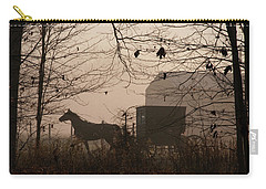 Amish Buggy Fall Carry-all Pouch