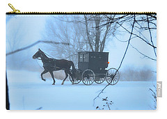 Amish Dreamscape Carry-all Pouch