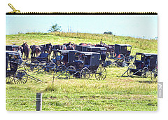 Amish Hillside Carry-all Pouch