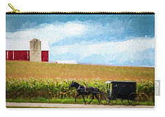 Amish Paradise Carry-all Pouch