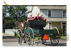Amish Women Carry-all Pouch