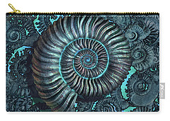 Ammonite 3 Carry-all Pouch