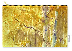 Among The Aspens Carry-all Pouch