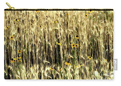 Among The Wheat 3 Carry-all Pouch