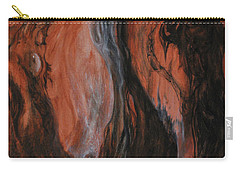 Amongst The Shades Carry-all Pouch by Christophe Ennis