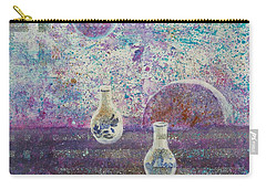 Amphora-through The Looking Glass Carry-all Pouch