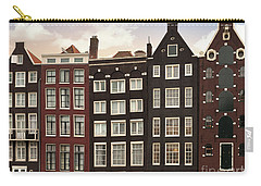 Amsterdam Architectre At Twilight Carry-all Pouch