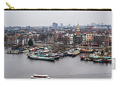 Amsterdam Skyline Carry-all Pouch