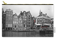 Carry-all Pouch featuring the photograph Amsterdam by Therese Alcorn