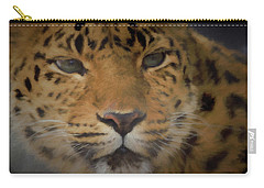 Amur Leopard Dp Carry-all Pouch
