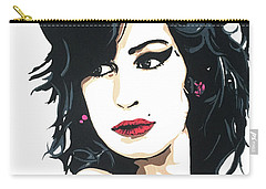 Amy Winehouse Part 2 Carry-all Pouch