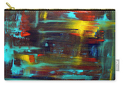 An Abstract Thought Carry-all Pouch