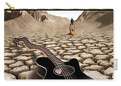 An Acoustic Nightmare 2 Carry-all Pouch by Mike McGlothlen