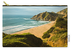 An Afternoon At The Beach Carry-all Pouch