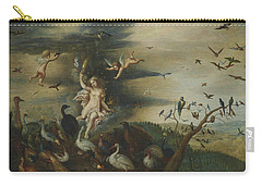 An Allegory Of Air Carry-all Pouch