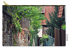 An Alley In Schwaigern Carry-all Pouch