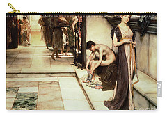Roman Bath Paintings Carry-All Pouches