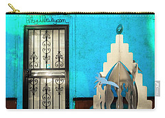 An Artsy House In Brooklyn New York  Carry-all Pouch