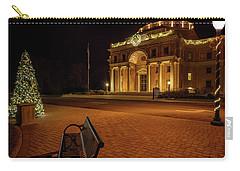 An Atascadero Christmas Carry-all Pouch