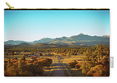 An Autumn Evening In Pagosa Meadows Carry-all Pouch