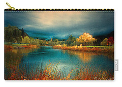An Autumn Storm Carry-all Pouch