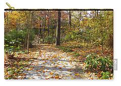 An Autumn Walk  Carry-all Pouch