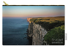 An Evening At Bempton Cliffs Carry-all Pouch