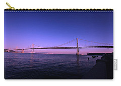 An Evening In San Francisco  Carry-all Pouch