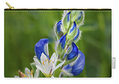 An Intimate Bouquet Carry-all Pouch