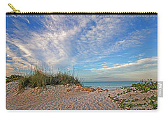 An Invitation - Florida Seascape Carry-all Pouch