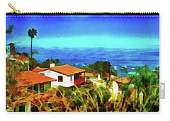 An Ocean View Carry-all Pouch