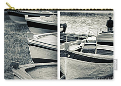 An Old Man's Boats Carry-all Pouch
