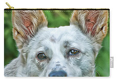 Carry-all Pouch featuring the photograph An Olde Soul by Rhonda McDougall