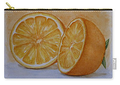 An Orange Carry-all Pouch