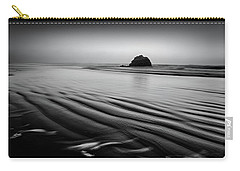 Carry-all Pouch featuring the photograph An Oregon Morning by Jon Glaser