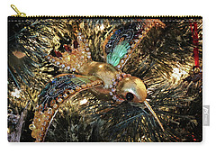 An Ornament On The Tree Carry-all Pouch