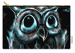 An Owl Friend Carry-all Pouch