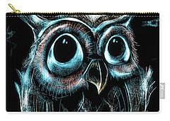 An Owl Friend Carry-all Pouch