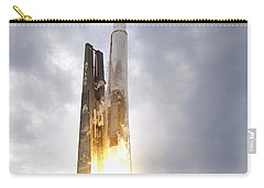An United Launch Alliance Atlas V Carry-all Pouch by Stocktrek Images