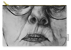 Ana  Carry-all Pouch by Jean Cormier