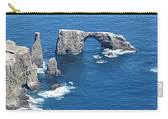 Anacapa Island Arch Rock Carry-all Pouch