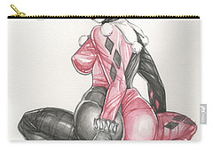 Anaconda Harley Quinn Carry-all Pouch