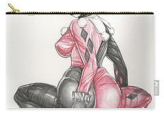 Anaconda Harley Quinn Carry-all Pouch