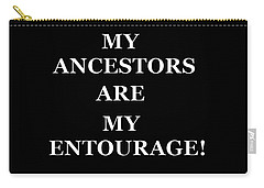 Ancestors Carry-all Pouch