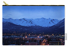 Anchorage At Sunrise Carry-all Pouch