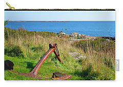 Anchored Carry-all Pouch by Corinne Rhode