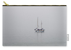Anchored In The Mist Carry-all Pouch
