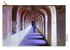 Ancient Gallery At Bada Imambara Carry-all Pouch