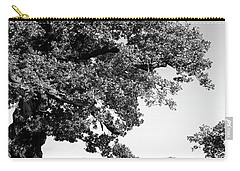 Ancient Oak, Bradgate Park Carry-all Pouch by John Edwards